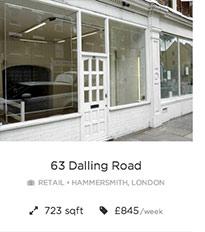 Dalling Road