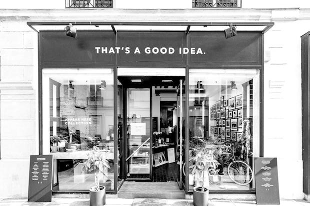 Appear Here Paris Shop