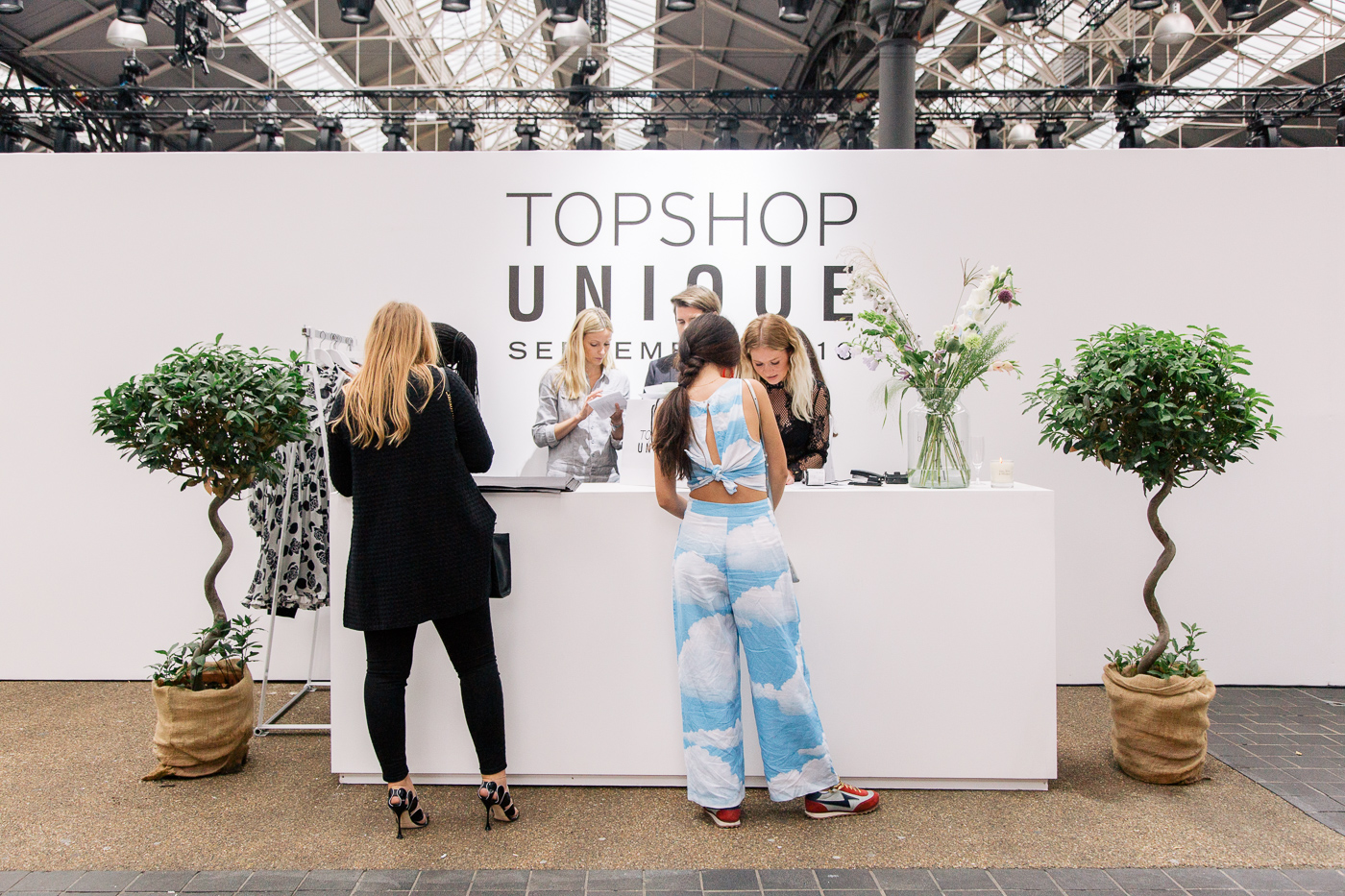 Topshop X Appear Here